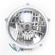Machine Ops Chrono Headlight - 0207-2006CRNSMC