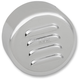 Chrome Louvered Horn Cover - 2107-0193