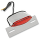 Chrome LED Cateye Taillight - MPH-01103B