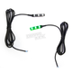 Green Magicflex Low-Profile 3 LED Accent Lights - MQ3GREEN