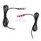 Pink Magicflex Low-Profile 3 LED Accent Lights - MQ3PINK