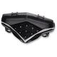 Black Integrated Taillight w/Smoke Lens - MPH-40040B