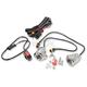 Chrome Compact Bullet LED Driving Light Kit - BL-LBP2RC