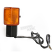 DOT Approved Turn Signals w/Amber Lens - 25-1084