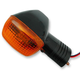 DOT Approved Turn Signals w/Amber Lens - 25-1143
