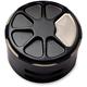 Laser Fusion Satin Black Fusion Horn Cover - LA-F340-00M