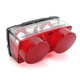 Red Taillight Lens - 01-420