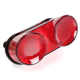 Red Taillight Lens - 01-421