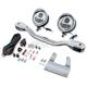 LED Elliptical Driving Light Kit - 63-142L