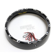Black 7 in. LED Fire Ring for Factory Headlights - 08-403