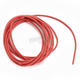 Red 10 ft. Braided Wire Roll w/o Tracers - 16G-10FT/RD