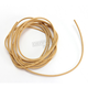 Yellow 10 ft. Braided Wire Roll w/o Tracers - 16G-10FT/YEL
