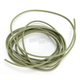 Green 10 ft. Braided Wire Roll w/o Tracers - 16G-10FT/GRN