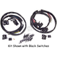 Black Handlebar Switch Kit - 12045