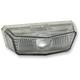 Nano LED Taillight w/Red Lens - HB026010