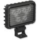 5 in. Rectangular LED Flood Beam Pattern Light - 2001-1213