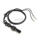Black Hydraulic Brake Light Switch - 12-0020B