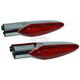 Chrome Rear Plug-n-Play Turn Signals - NVTS-C02