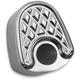 Chrome Platinum Cut Ignition Switch Cover - TC-092