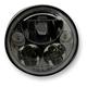 Black 5.75 in. Round Headlamp - CDTB-575-B