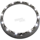 Chrome 7 in. LED Halo Headlight Trim Ring - CDTB-7TR-3C