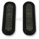 Gloss Black/Red LEDs w/Smoke Lends Flatz Light - GEN-FLATZ-SMK-B