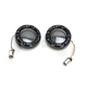 Black 1157 Front Base LED Turn Signal - FTRB-AW-1157-S