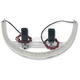 Red/Clear Rear LED Turn Signals - VR-102