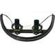 Amber/Smoke Rear LED Turn Signals - VR-103S