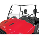 Utility Vehicle Half Windshield - 23170067