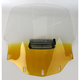 Gradient Yellow Vented Windshield - MEP4755