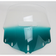 Gradient Teal Windshield w/Vent Hole - MEP4873