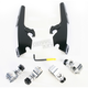 Night Shades Black No-Tool Trigger-Lock Hardware Kits for Fats/Slim - MEB1968