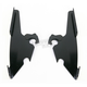 Night Shades Black No-Tool Trigger-Lock Hardware Kit to Change from Sportshield to Fats/Slim - Plates Only - MEB8866