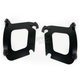 Black Mounting Plate Only Hardware for Bullet Fairing - MEB1879