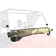 Clear Half-Folding Windshield - 2301