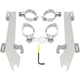 Polished Batwing Fairing Trigger-Lock Mounting Kit - MEK1990