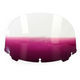 Gradient Purple 12 in. Replacement Plastic for use with OEM Harley Davidson Windshield Hardware - MEP8184