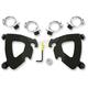 Black Gauntlet Trigger Lock Hardware Kit - MEB2014