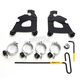 Black Cafe Fairing Trigger Lock Hardware Kit - MEB2015