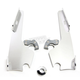 Polished No-Tool Trigger-Lock Plate Only Kit to Change from Sportshield/Fat/Slim to Batwing - MEK1716