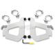 Polished Trigger-Lock Mounting for the Bullet Fairings - MEK2010
