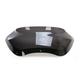 Dark Smoke 5.5 in. Spoiler Windshield for OEM Fairings - MEP85410