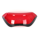 Ruby 5.5 in. Spoiler Windshield for OEM Fairings - MEP85402