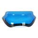 Blue 6.5 in. Spoiler Windshield for OEM Fairings - MEP85506