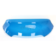 Blue 5.5 in. Spoiler Windshield for OEM Fairings - MEP85906