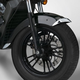 Chrome Front 2 Piece Fender Tip for Indian Scout - N7048