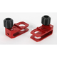 Red Axle Block Sliders - DRAX-106-RD