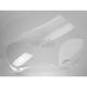 Sport Touring Clear Windscreen - 23-425-01
