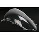 Grandprix Ten Kate Version Clear Race Windscreen - HO76RR-WCR-CLR